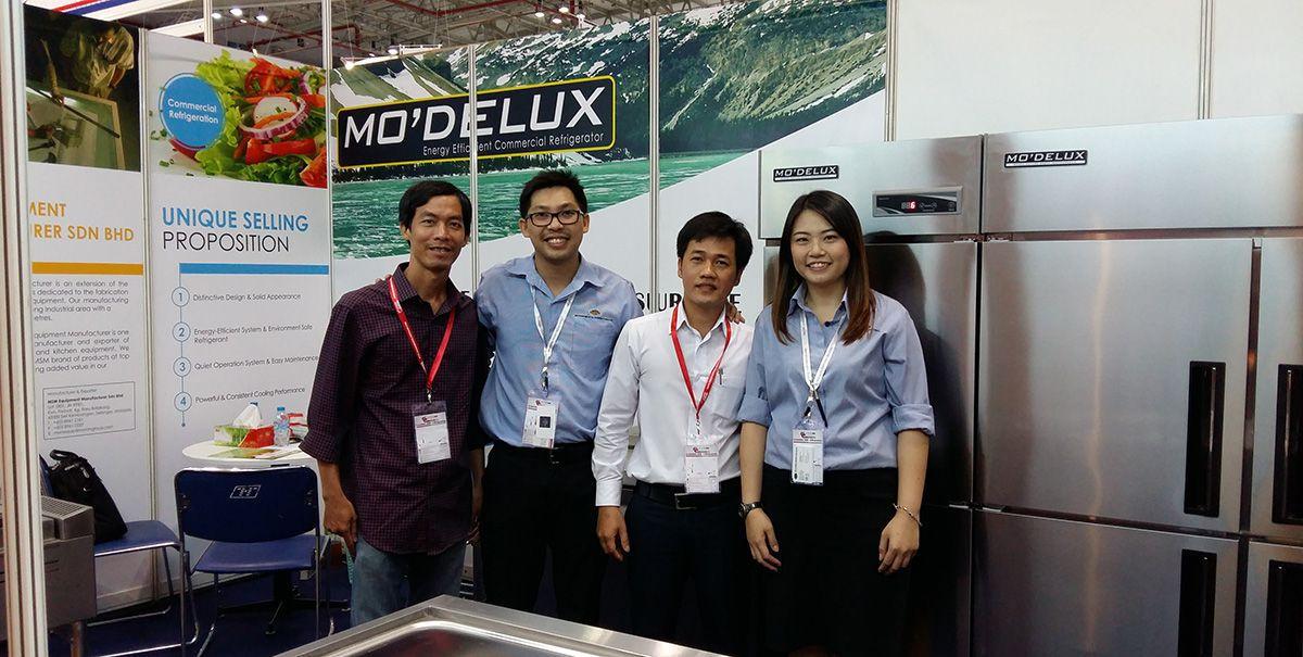 Food & Hotel Vietnam 2015 - MSM Kitchen Sdn Bhd